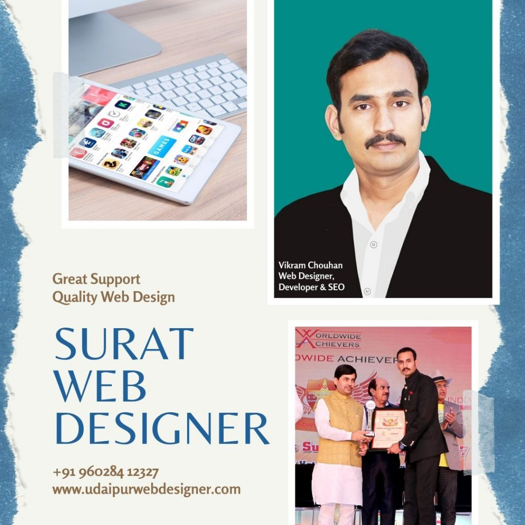 WordPress Web Designer Surat