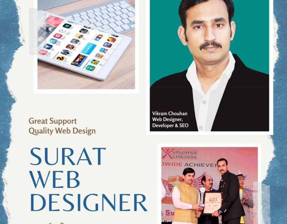 WordPress Web Designer Surat